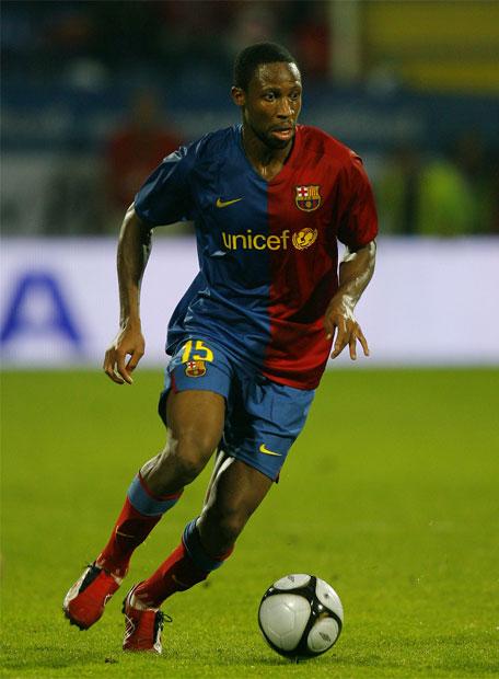 50 Figuras del Barça 2000 - 2011 Keita-Barcelona-2014