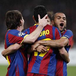 FC Barcelona – Deportivo de la Coruna 24-5-2015 Camp Nou